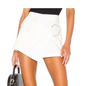 Lovers and Friends White Skort